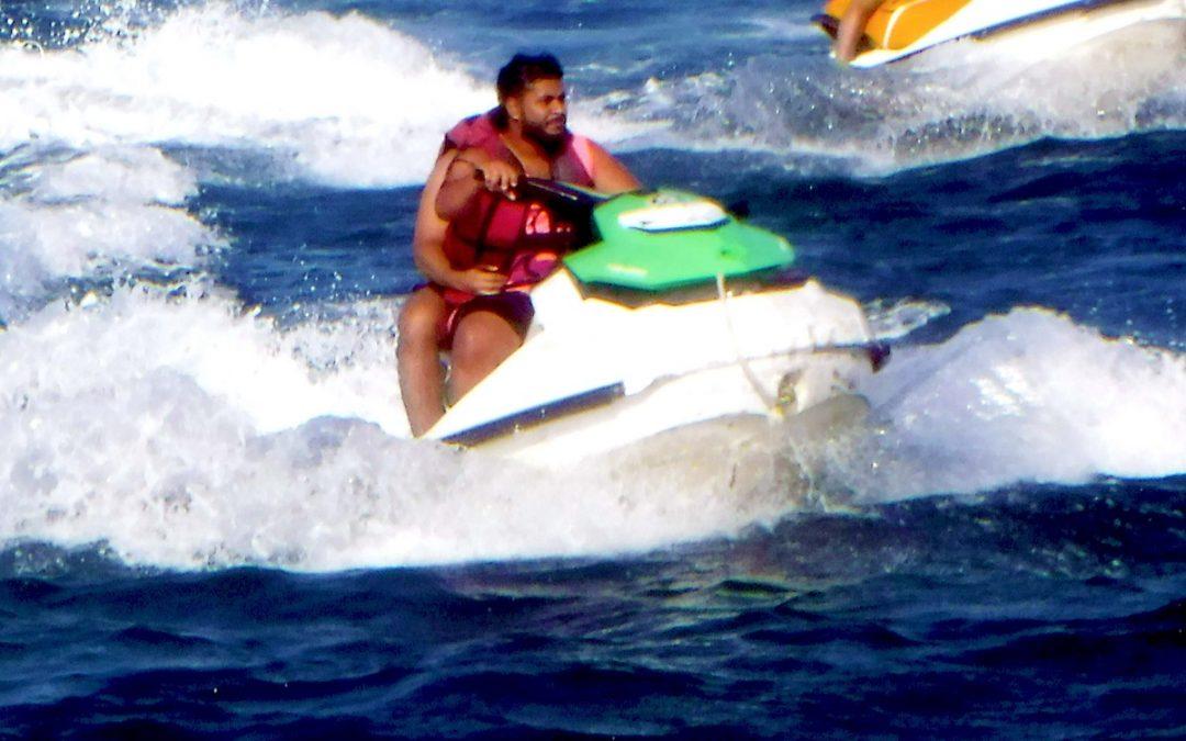 ألعاب البحر في بالي